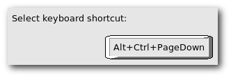Action Shortcut