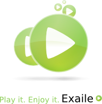 Exaile MP3 Player Logo