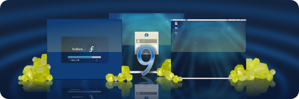 Fedora 9 Launch