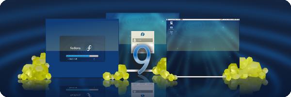 Fedora 9 Launch