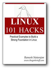 Linux 101 Hacks eBook